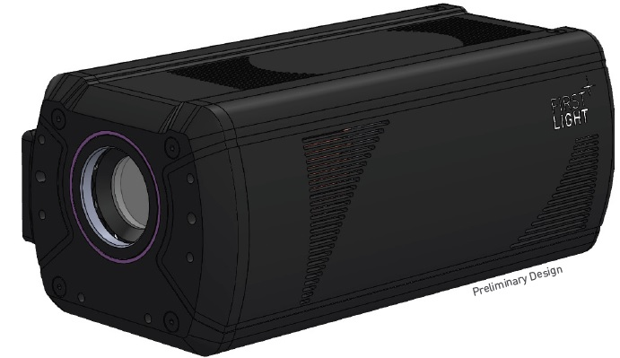 Very high speed HDR low noise CMOS Camera